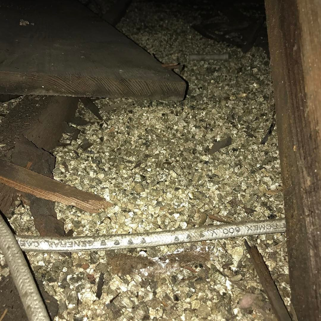 Asbestos Vermiculite Insulation Syracuse Syracuseny