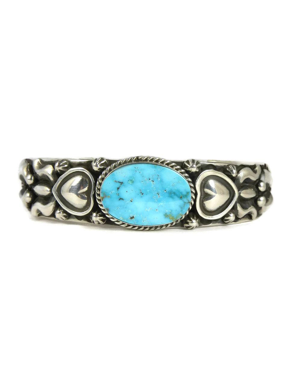 Kingman Turquoise Bracelet By Darryl Becenti Br4731