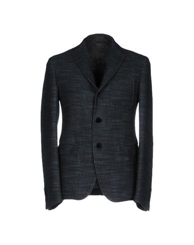 MESSAGERIE Men's Blazer Dark blue 40 suit