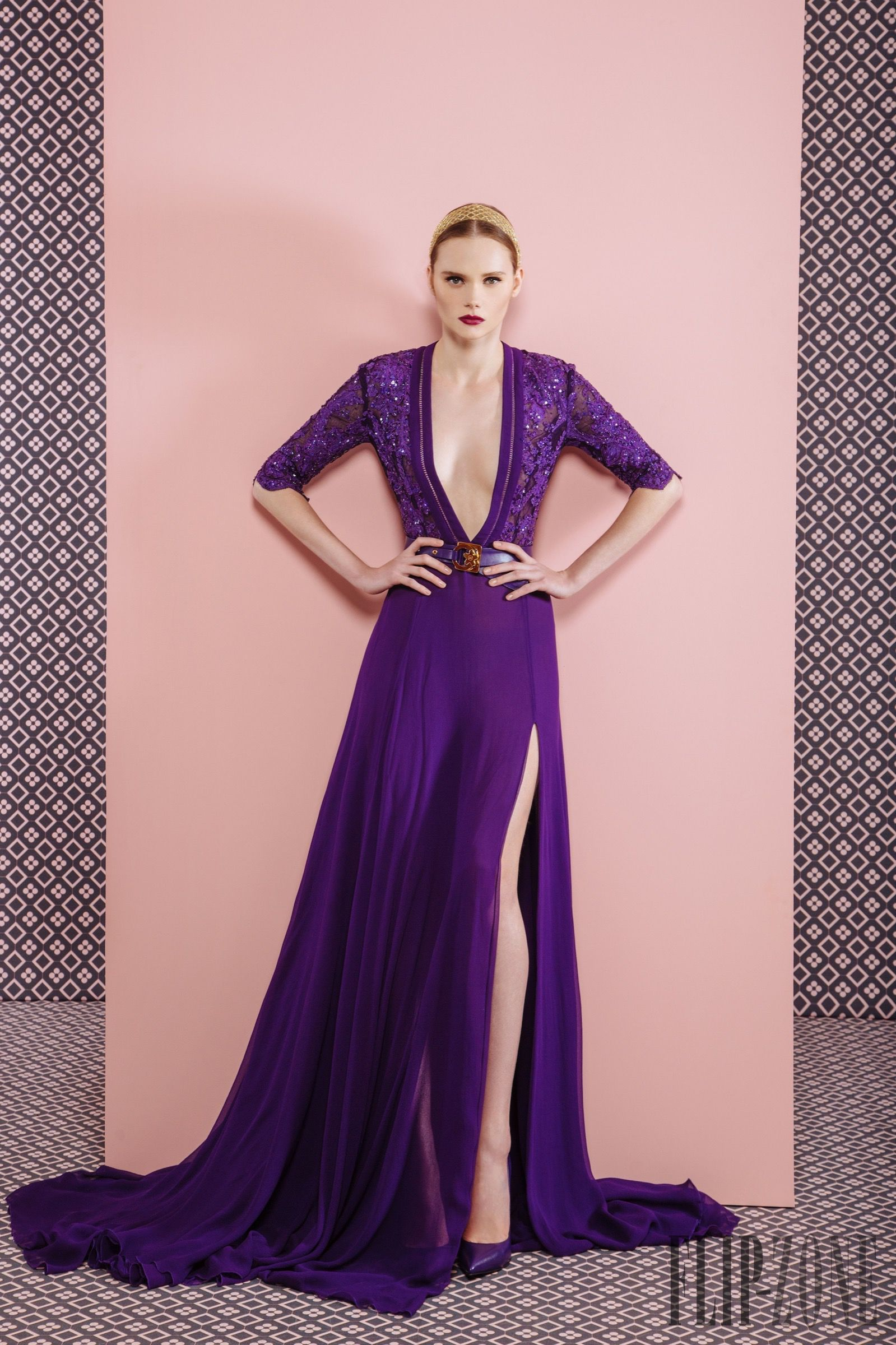 Georges Hobeika Fall-winter 2016-2017 - Ready-to-Wear | Violet ...