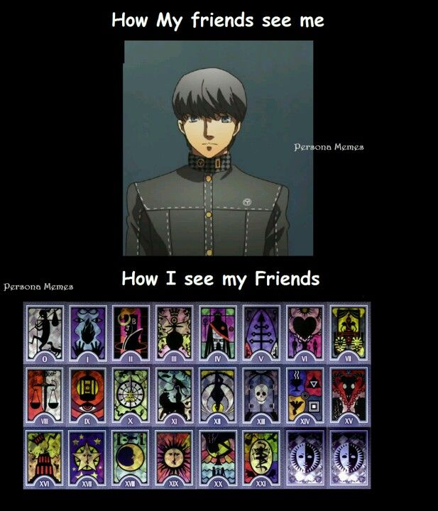 Persona 4 dating options meme