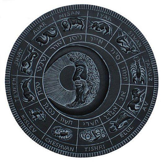 Moon Fest Lunar Zodiac Calendar Ancient Mesopotamia Ancient