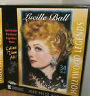Jigsaw Puzzle 2007 LUCILLE BALL Hollywood Legends1000 pc #Puzzles #lucilleball