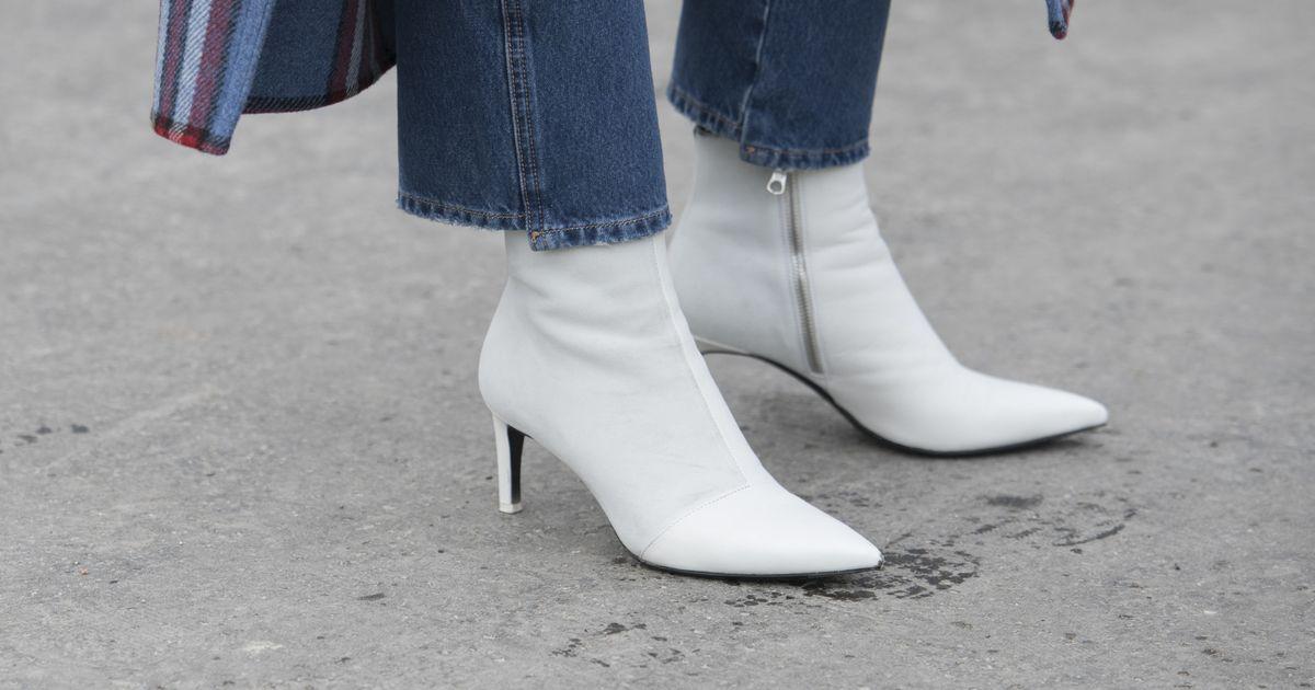 8515b03180bb74 Stiefel mit Absatz sind in. Schuh-Trend für Herbst Winter 2018  Ankle