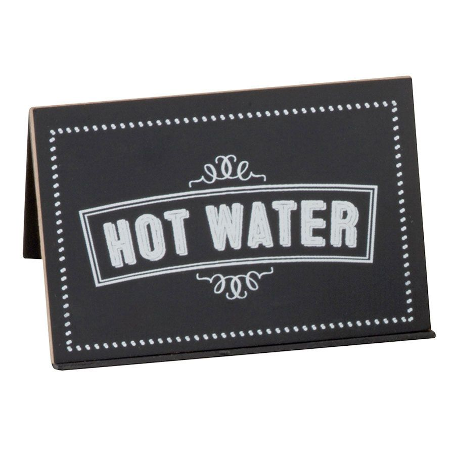 3wx2dx2h chalk board tent hot water 4 tents water