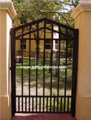 Ornamental Gate Ornamental Metal Gate Ornamental Garden Gate