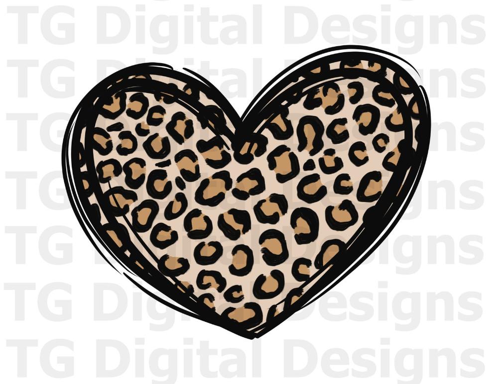 Leopard Heart Png Leopard Heart Sublimation Leopard Heart Printable Leopard Heart Clipart Leopard Heart Digital Download File Lip Wallpaper Heart Printable Etsy Printables
