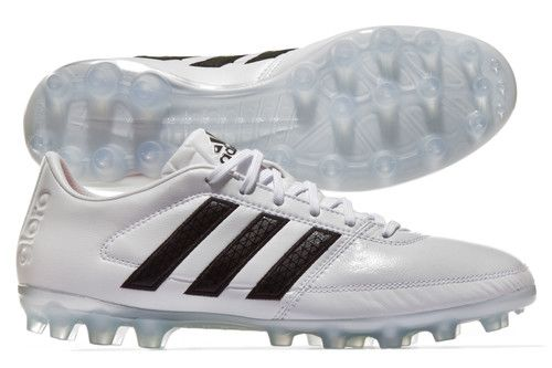 Scarpe adidas Gloro 16.1 AG White Black Matte silver