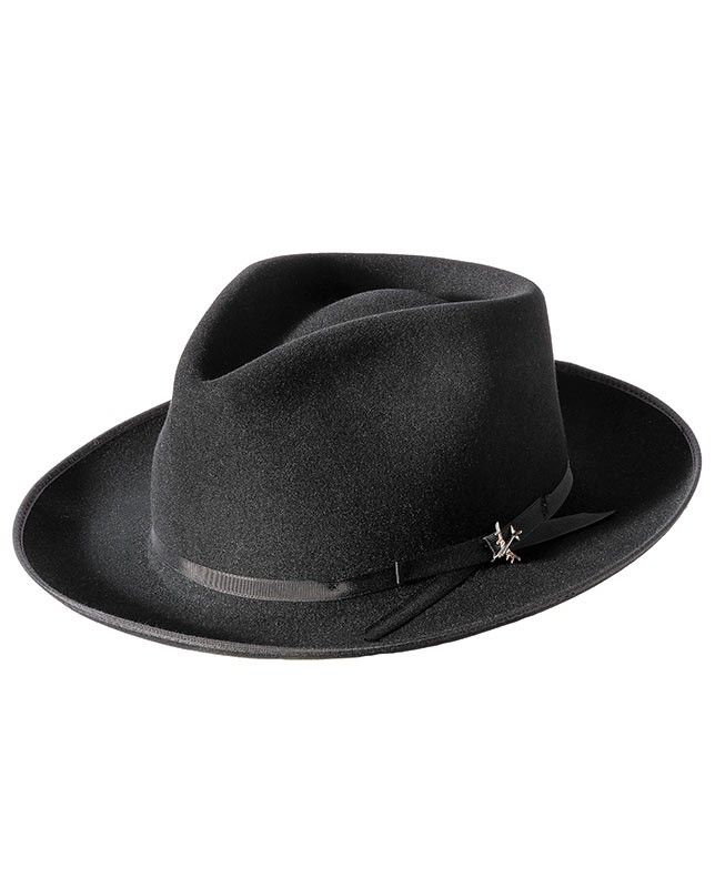 1fb9de11099 Stetson Stratoliner Black Dress Hat - Stetson
