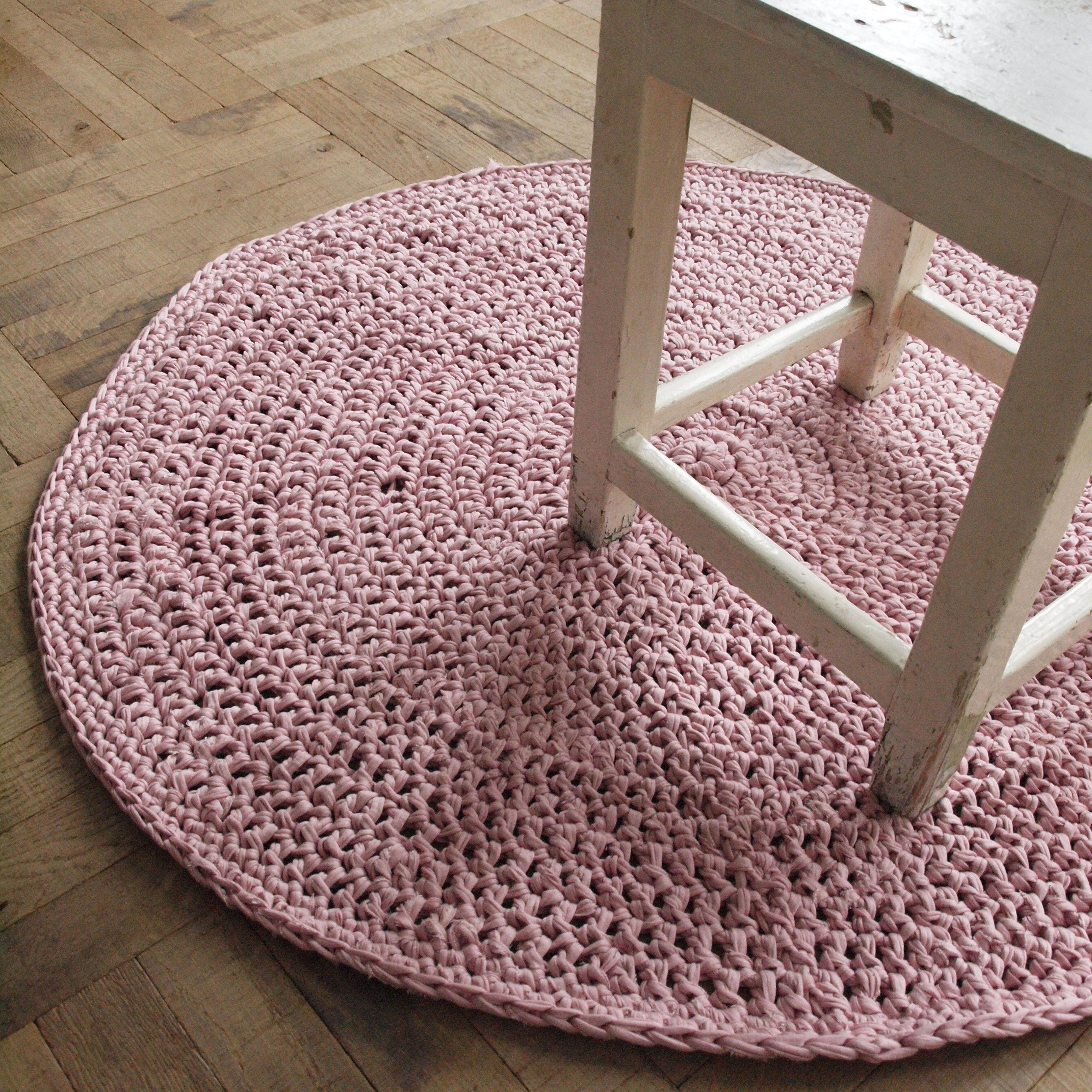 Gehaakt Vloerkleed Hartedief Pinterest Diy Crochet And