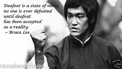 Bruce Lee Poster 12 034 X18