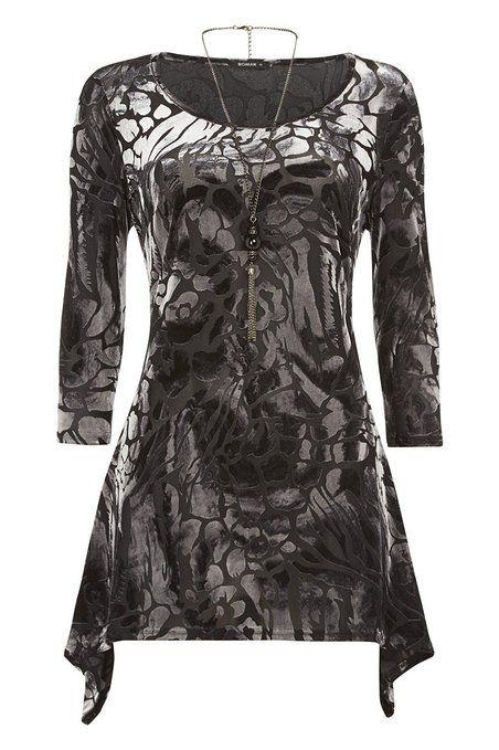 8357d3a02f332d Roman Women's Burnout Tunic With Necklace Silver Sale: £9.00 http://www