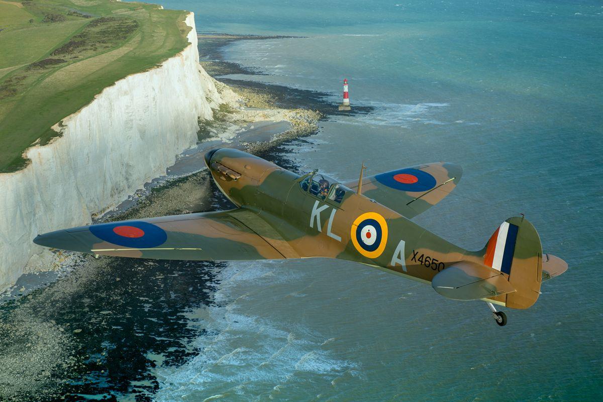Spitfire F Ia X4650 John Dibbs Wwii Aircraft Vintage Aircraft Aircraft