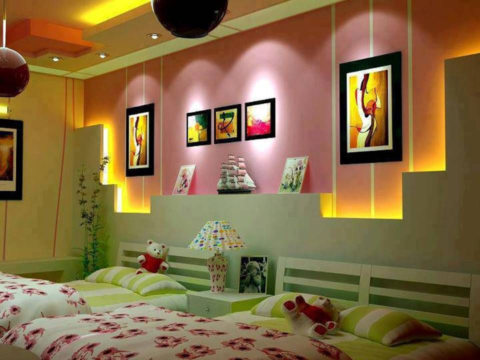 16 Gorgeous Gypsum Board Wall Decoration For Classy People - Top ...