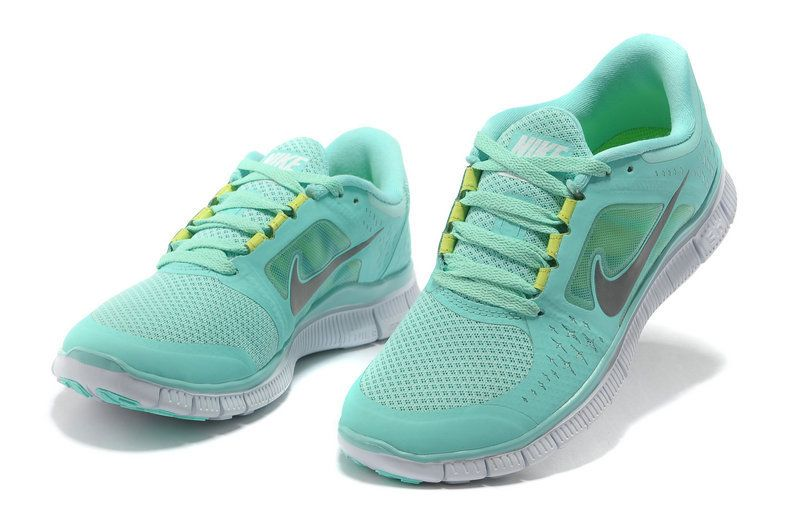 0d0ed47b845 Nike Free Run 3 Womens Size 9 Tropical Twist Reflect Silver Pure Platinum  Neon Green-Have to check this out.