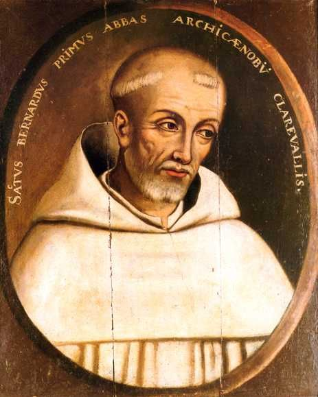 20 Augustus St Bernardus Van Clairvaux 1090 1153
