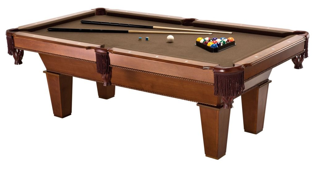 Fat cat frisco 7 39 pool table classy pool table that will - Table baby foot billard ...