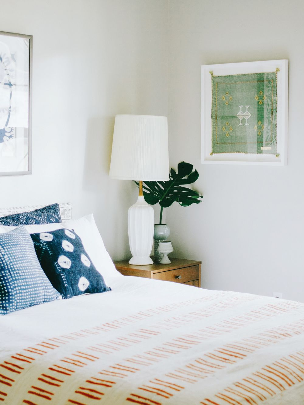 Spice Up Your Bedroom with Art & Textiles | Room, Your ...