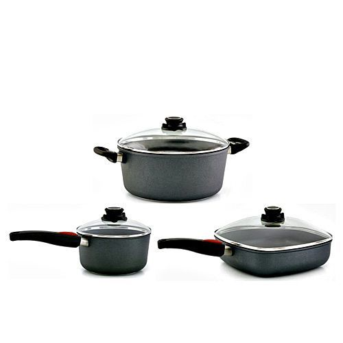 SAPPHIRE CELEBRATIONS COOKWARE SET - 6 PIECE SET http://www.celebratinghome.com/PWPHome.ashx