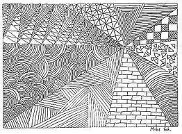 bildergebnis f r strukturen muster stilist cizimleri pinterest zentangle and illusions. Black Bedroom Furniture Sets. Home Design Ideas