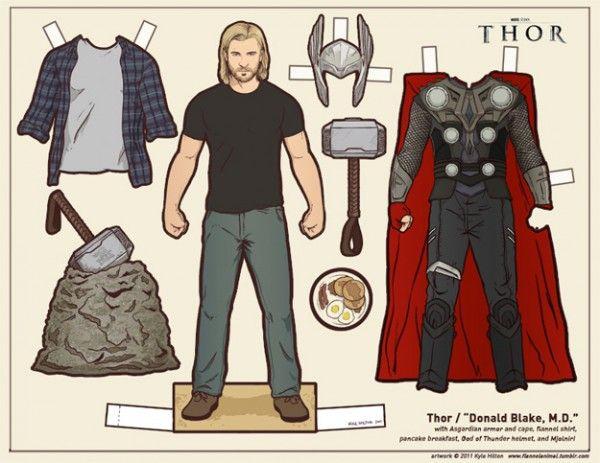 Recortables de dibujos Disney  Avengers recortables de dibujos
