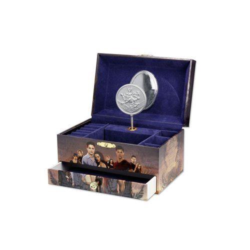 Twilight Breaking Dawn Music Jewelry Box List price 2499 Price
