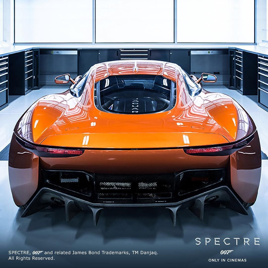 The Cx75 Appearing In 007 Film Spectre Has The Distinctive Rear Tail Light Design You Ll Find On The Ftype See More Shared Dna Via