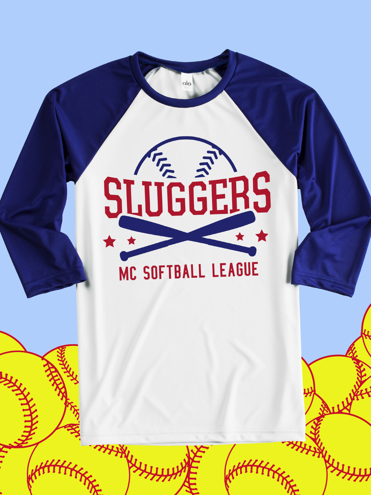 Add Your Softball Team Name To Your Team Shirtsdesign The Perfect