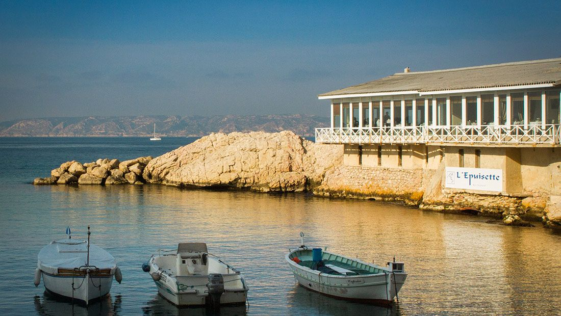 Restaurants Marseille L'épuisette Marseille, La
