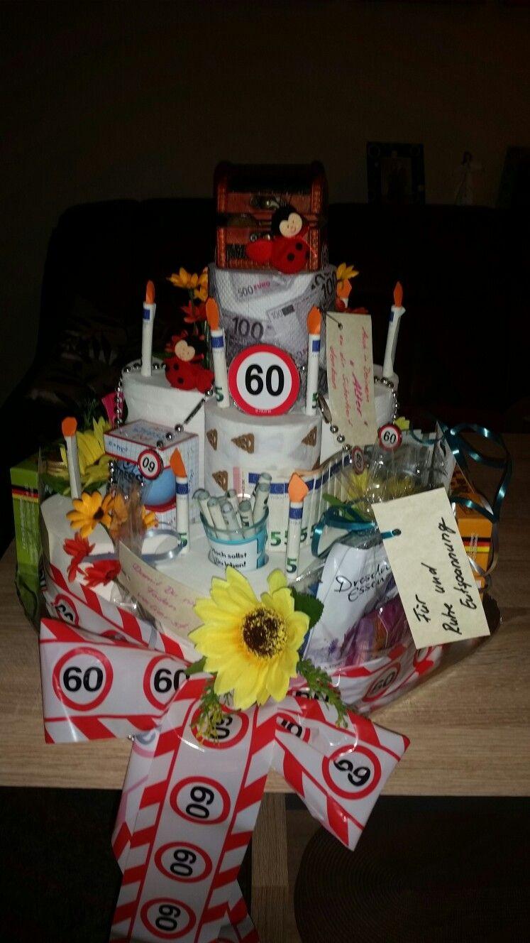 Geschenk Zum 60 Geburtstag Basteln Geschenk Zum 60 60