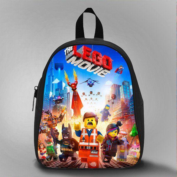 The Lego Movie Scary, School Bag Kids, Large Size, Medium Size ...