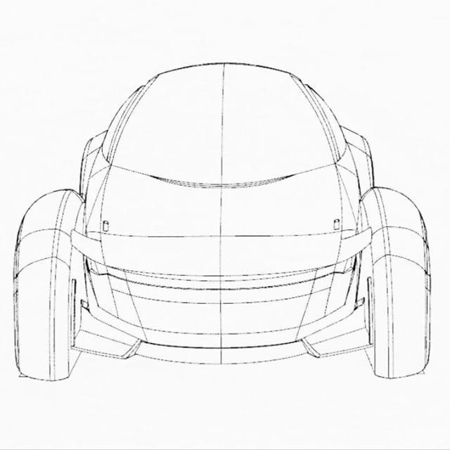 """좋아요 50개, 댓글 2개 - Instagram의 LHB(@ehnbm)님: """"Volkswagen 2030 iBeetle concept…"""""""
