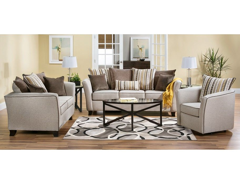 Slumberland Landers Collection 5 Pc Room Package Living Room