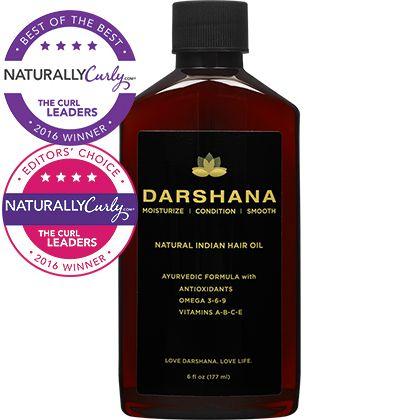 Darshana Natural Indian Hair Oil (6 Unzen)