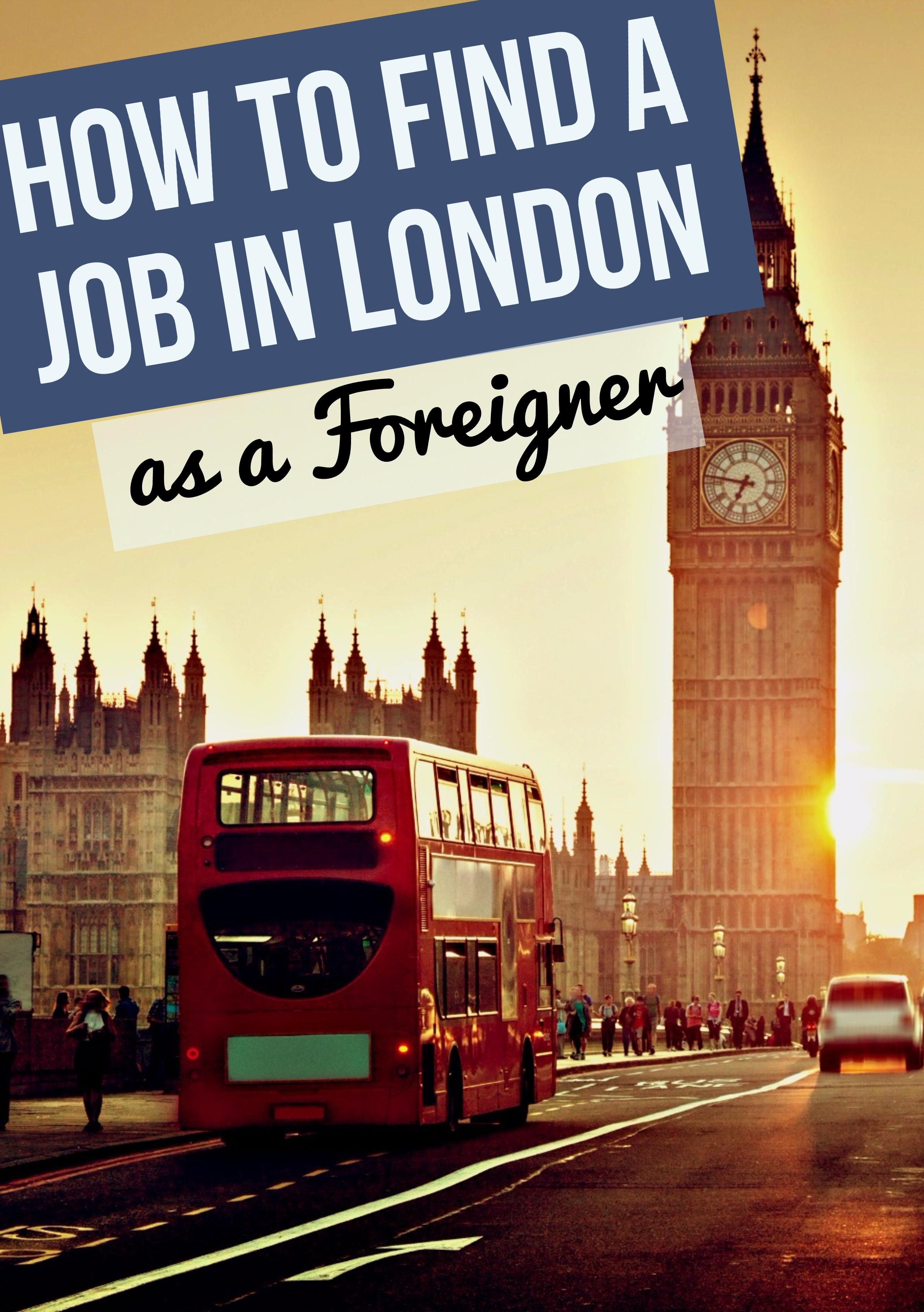 外国人を見つける