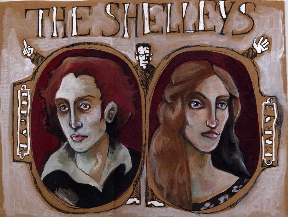 the romantic period in mary shelleys frankenstein Mary shelley frankenstein literature insights revised places mary shelleys revolutionary novel in its political philosophical and literary context frankenstein is one of the most popular novels from the romantic period this accessible study written by.