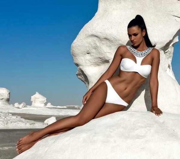 Slovenian Model Sandra Marinovic