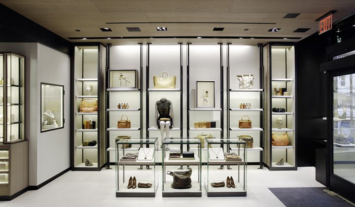bottega veneta concept store new york store design pinterest bottega veneta store and retail. Black Bedroom Furniture Sets. Home Design Ideas