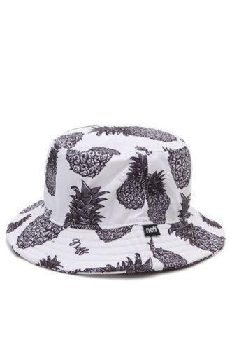 Pineapple Bucket Hat Neff  6b1dccb1e0d6