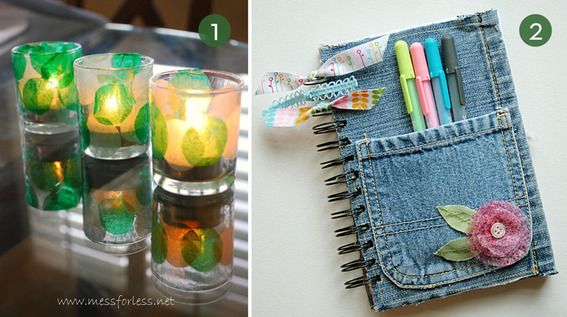 Roundup 10 Diy Kids Craft Projects Using Recycled Materials