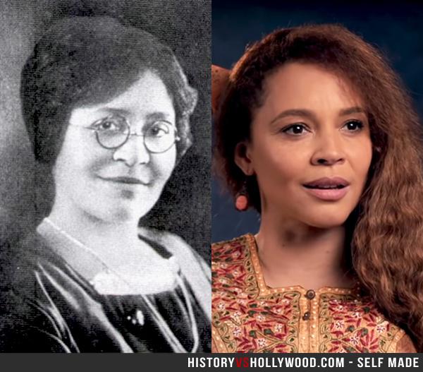 Netflix's Self Made vs. the True Story of Madam C.J
