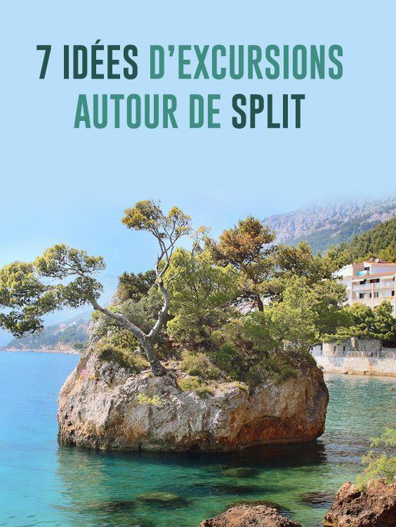 Croatie : Que faire à Split et dans les alentours, 7 idées dexcursions