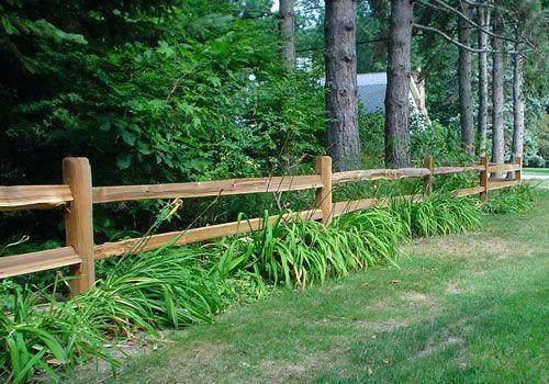 Best Pressure Treated Split Rail Fence Pictures Of Split Rail 400 x 300