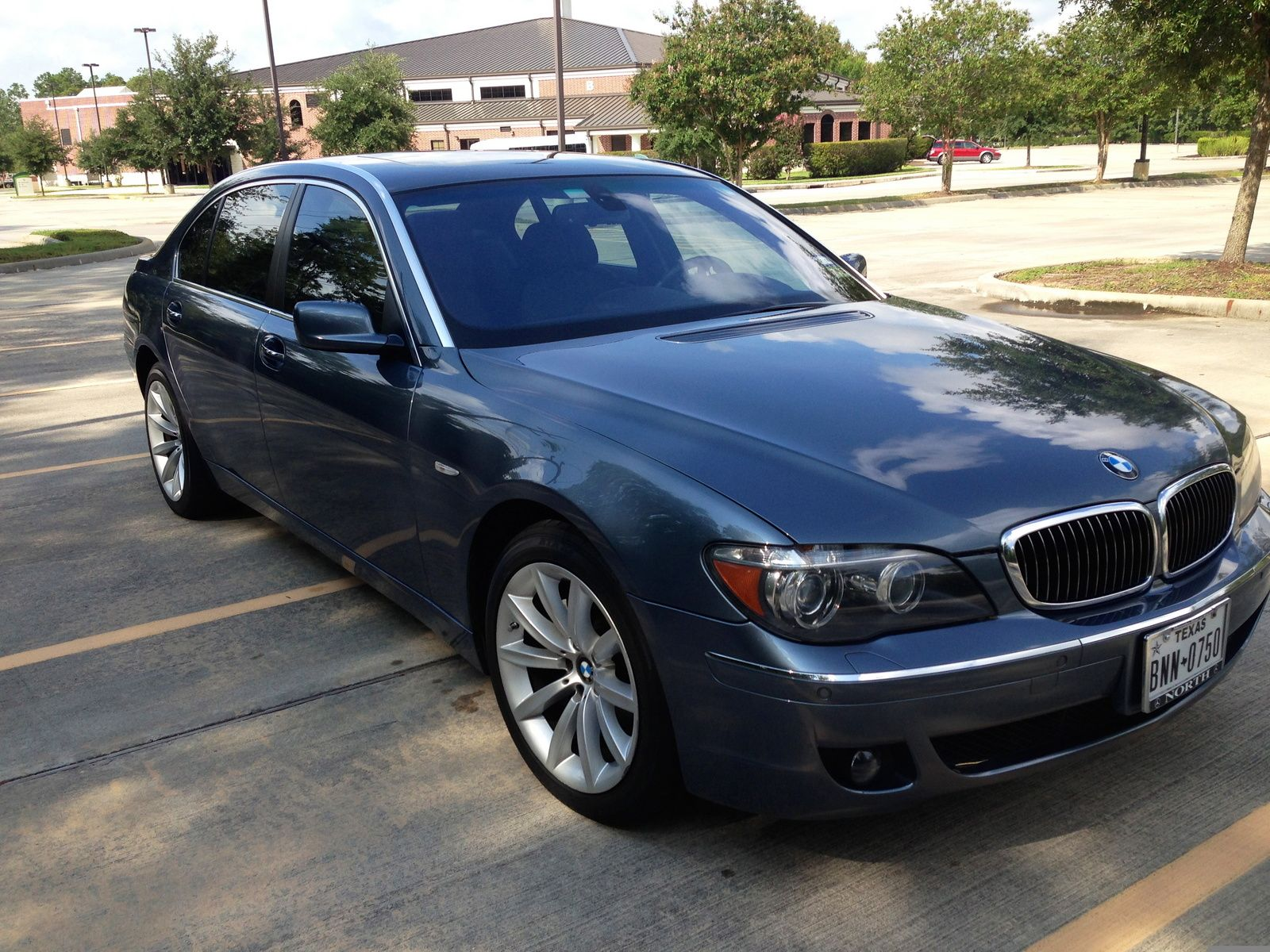 Picture Of 2007 Bmw 7 Series 750li Exterior With Images Bmw 7