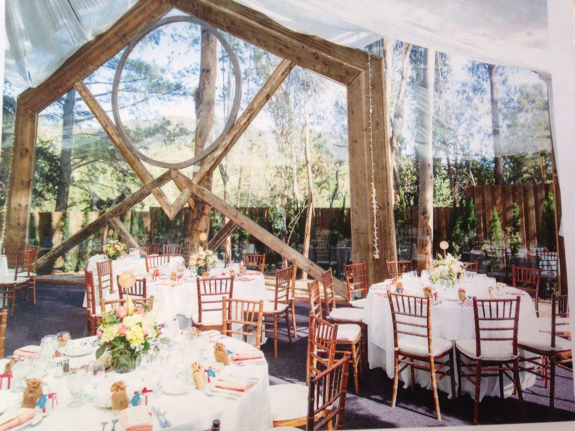 Calamigos the oak room Malibu wedding venues, Malibu