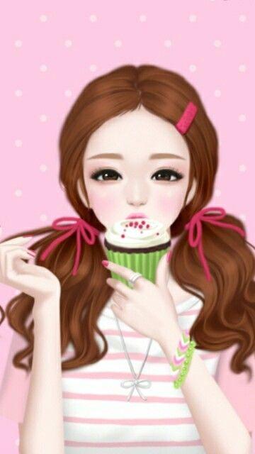 Jennie Enakei Enakei Pinterest Art Girl Cute Girl Drawing And