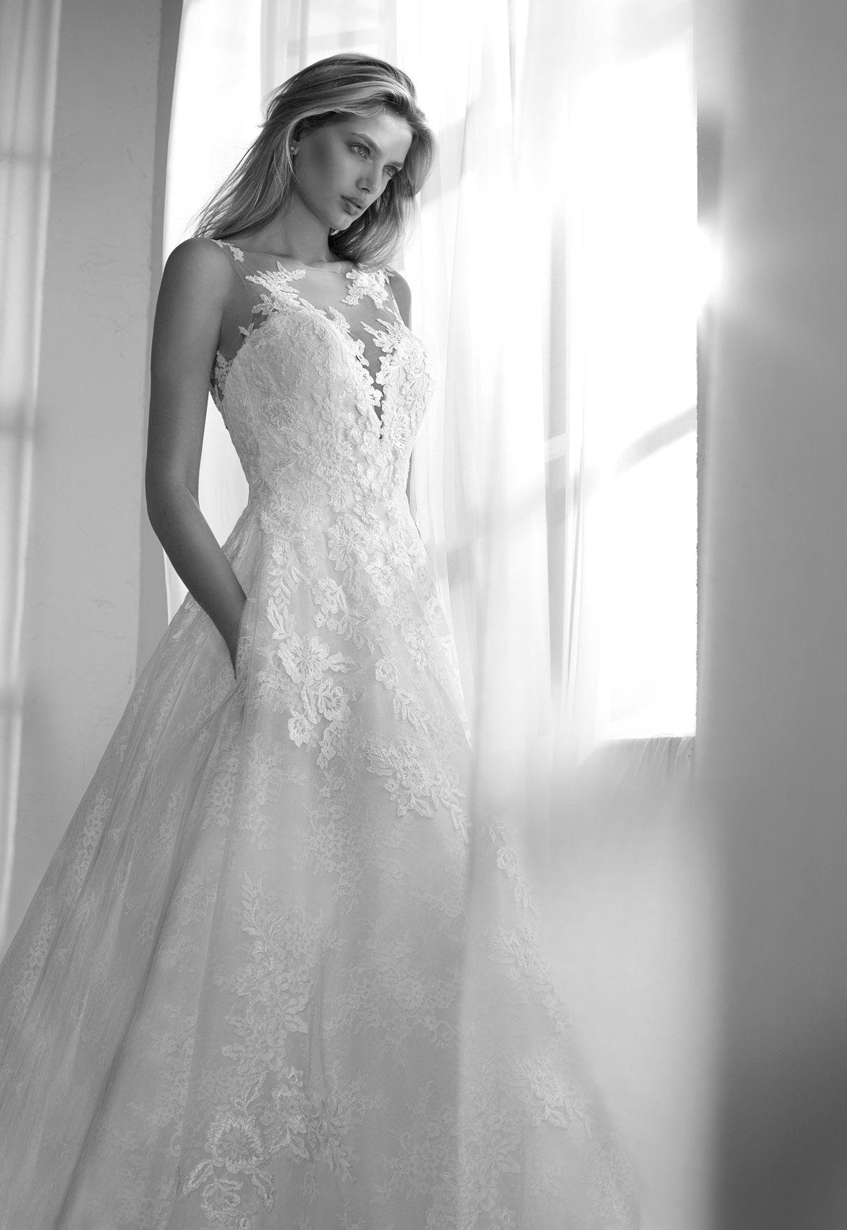 Vestidos novia patrick
