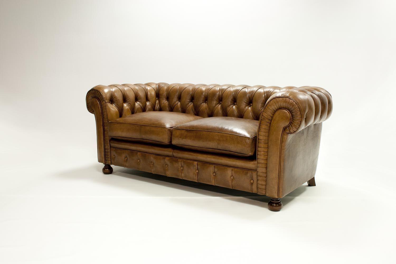 Sof Cl Sico Chester Gales 3 Plazas En Mbar Muebles Com Muebles  # Portobello Muebles
