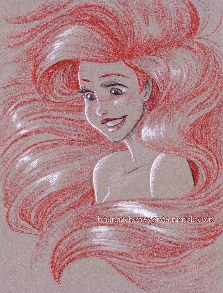 Ariel la petite sir ne la petite sir ne pinterest - Dessin anime princesse ariel ...
