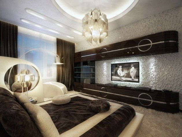 Ultra Modern Bedroom 15 ultra modern ceiling designs for your master bedroom | ceilings